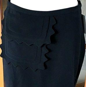 Victoria Beckham Black Skirt